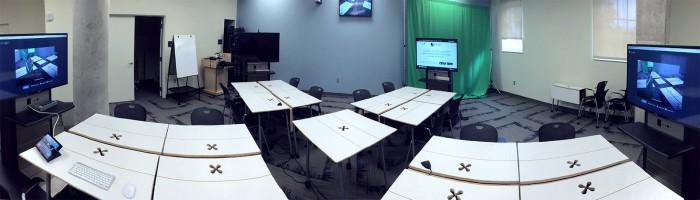 Incubator Classroom.